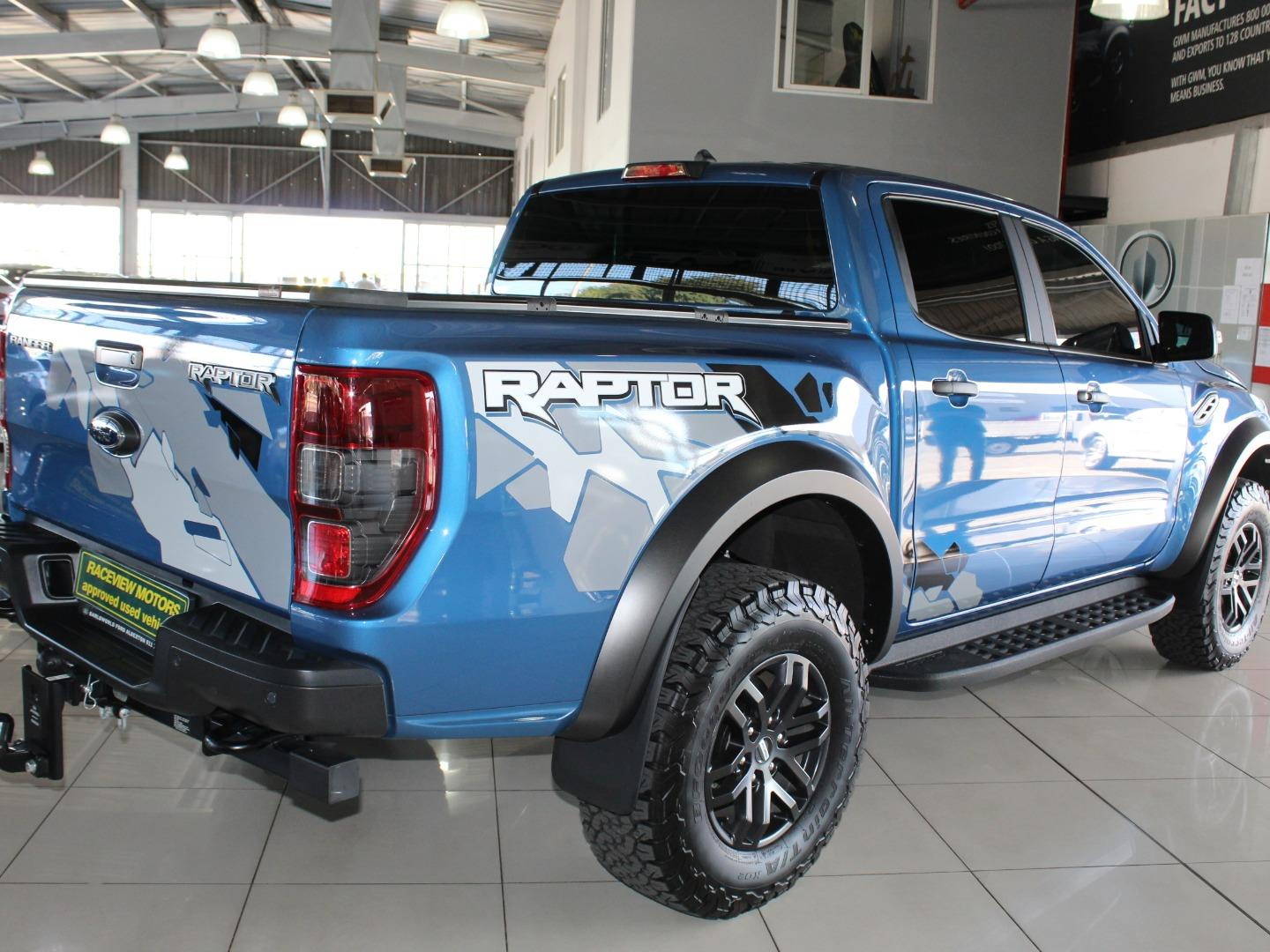 2019 Ford Ranger 2.0Bi-Turbo Double Cab 4x4 Raptor- Picture 5