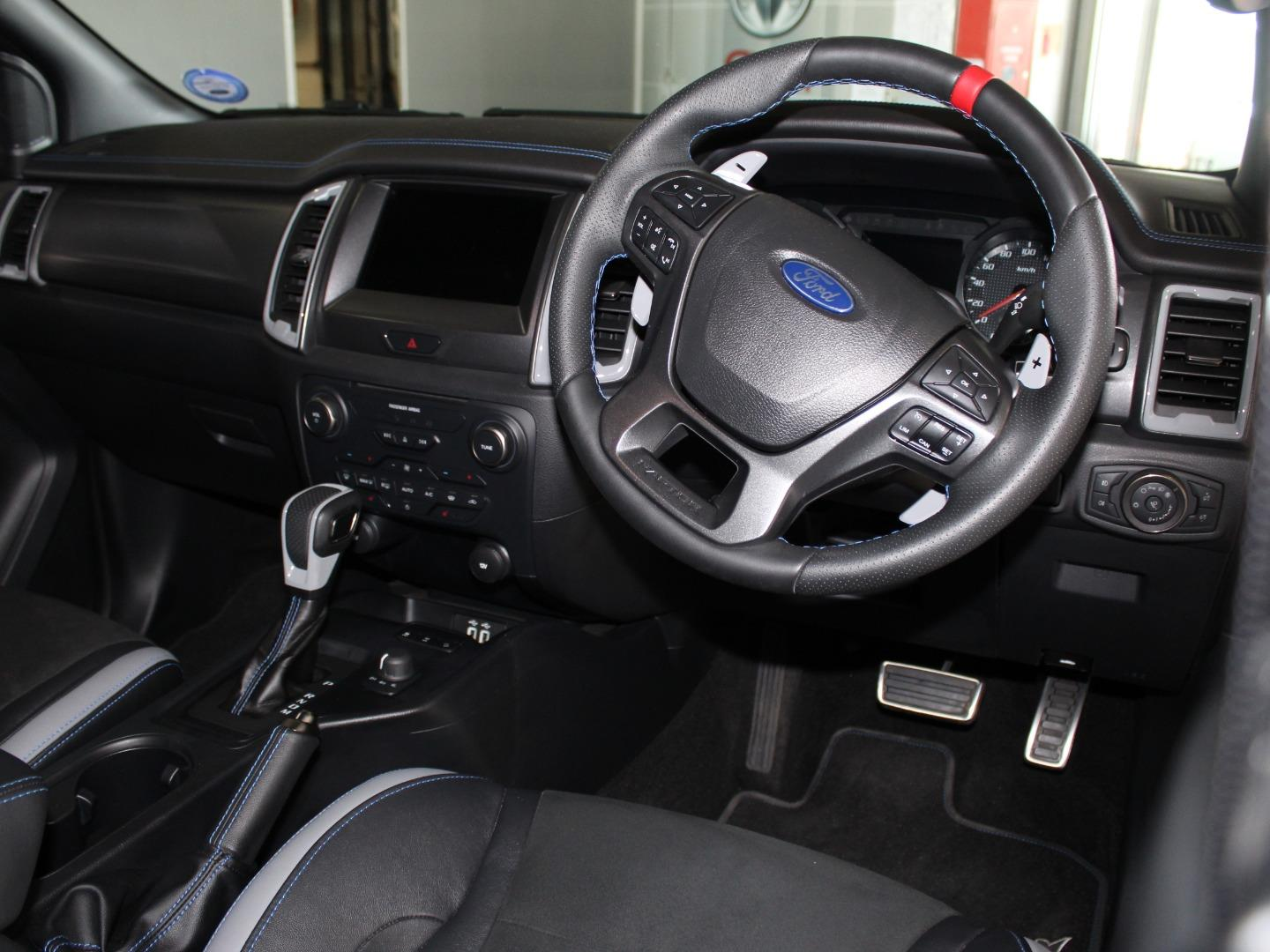 2019 Ford Ranger 2.0Bi-Turbo Double Cab 4x4 Raptor- Picture 9
