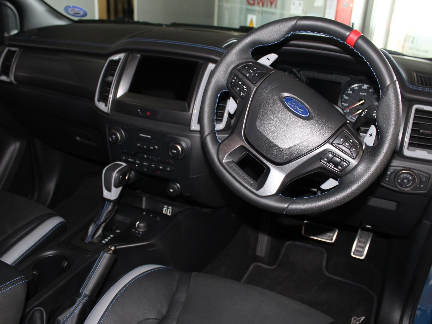 2019 Ford Ranger 2.0Bi-Turbo Double Cab 4x4 Raptor- Picture 10
