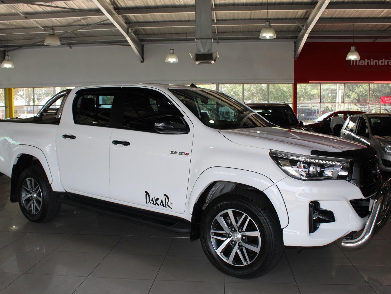 2019 Toyota Hilux 2.8GD-6 Double Cab Raider Dakar