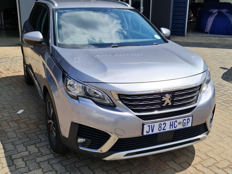 2021 Peugeot 5008 1.6 Thp Allure Eat6