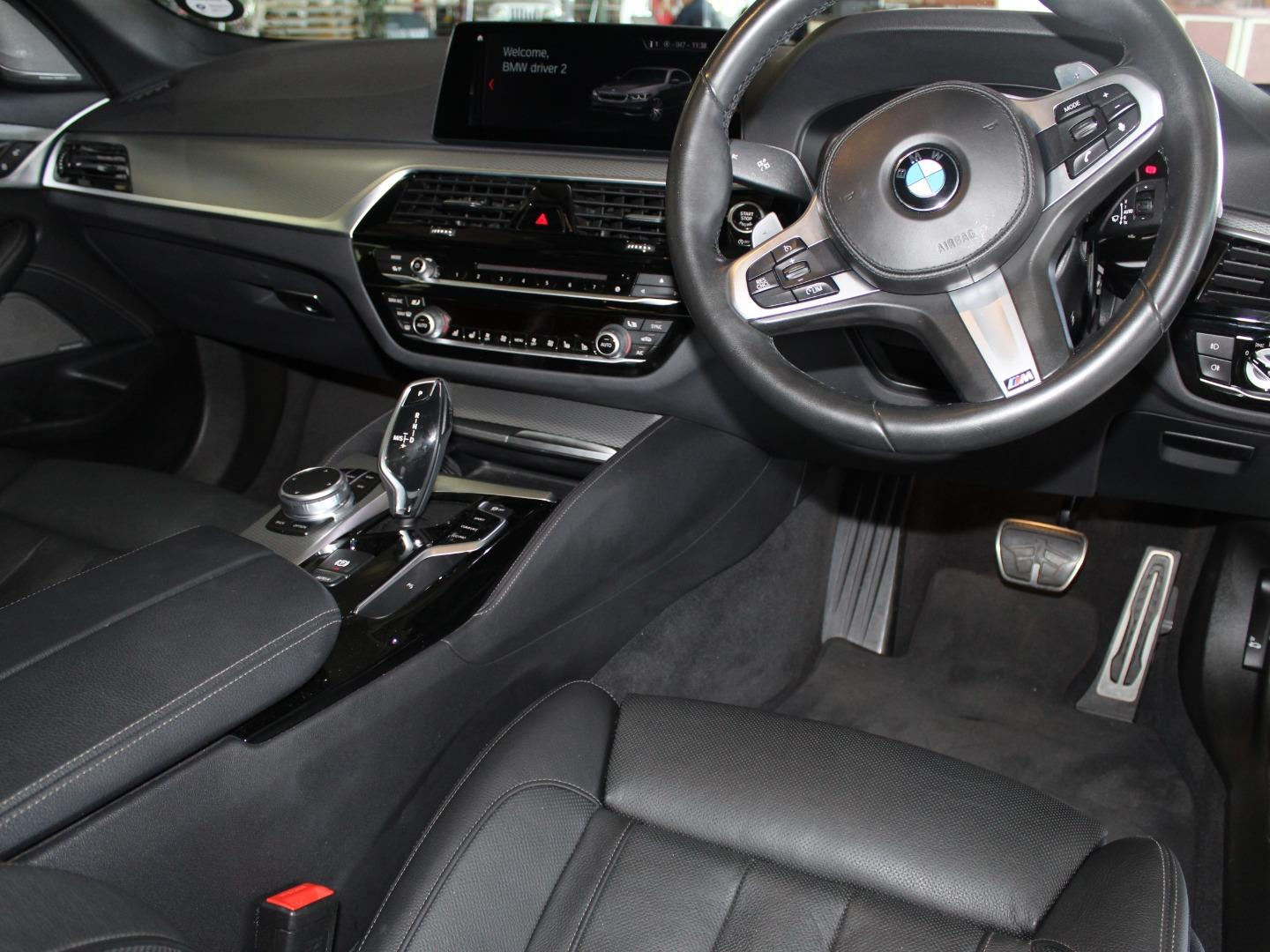 2019 BMW 5 Series 520d M Sport- Picture 7