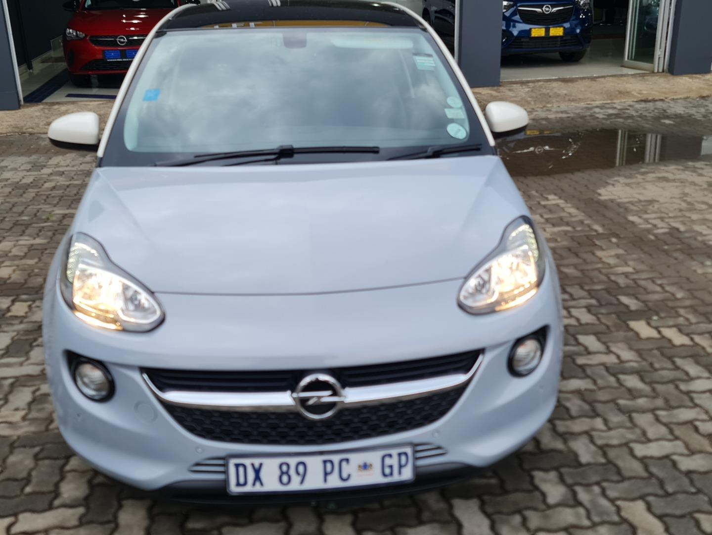 2015 Opel Adam 1.0T Ecoflex Slam