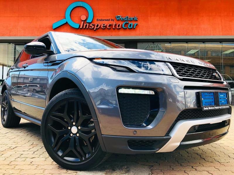 Land Rover Range Rover Evoque HSE Dynamic TD4 for sale in ...