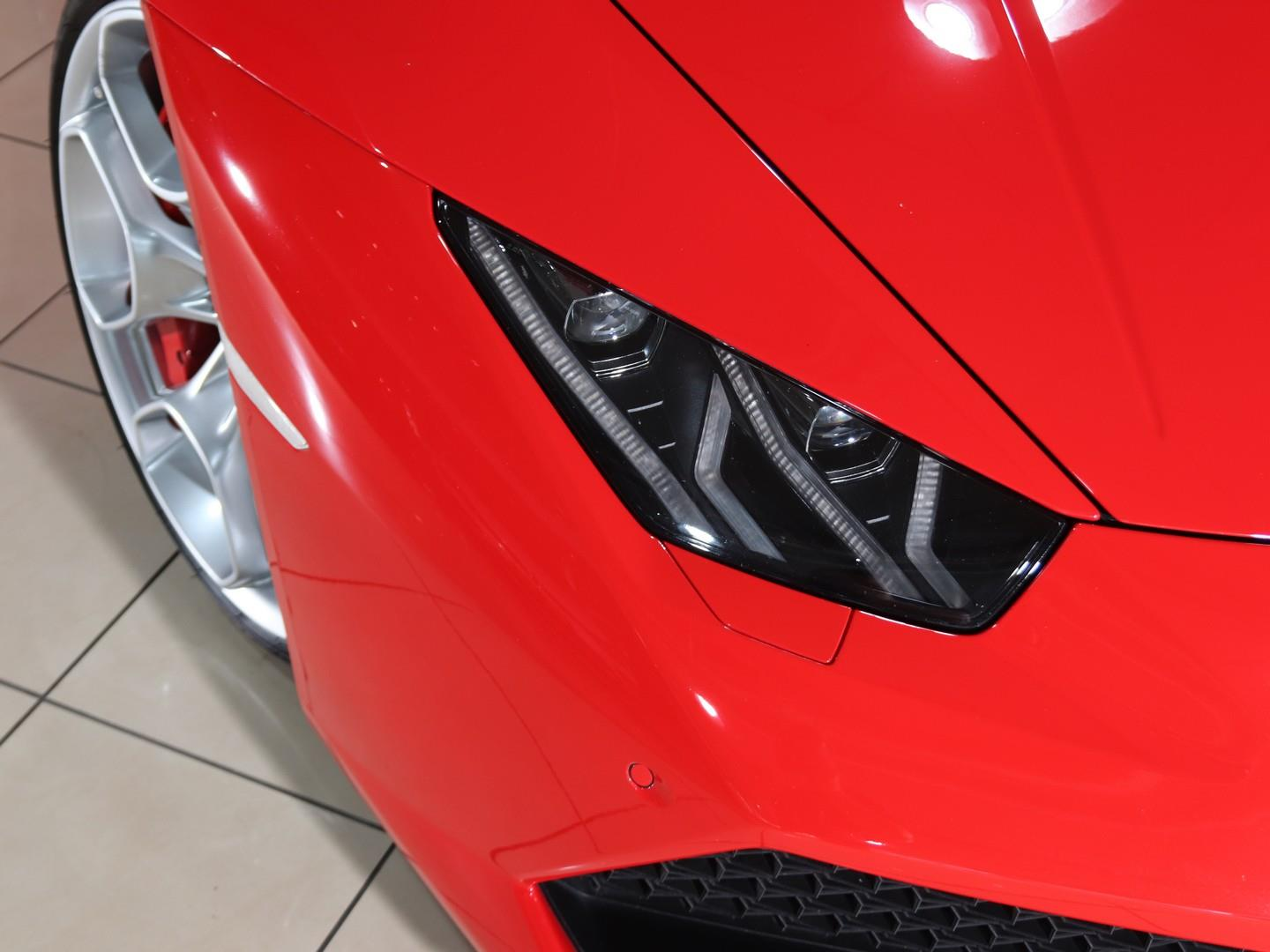 Lamborghini Huracan (LP610-4 Coupe) at Speedy Car Sales