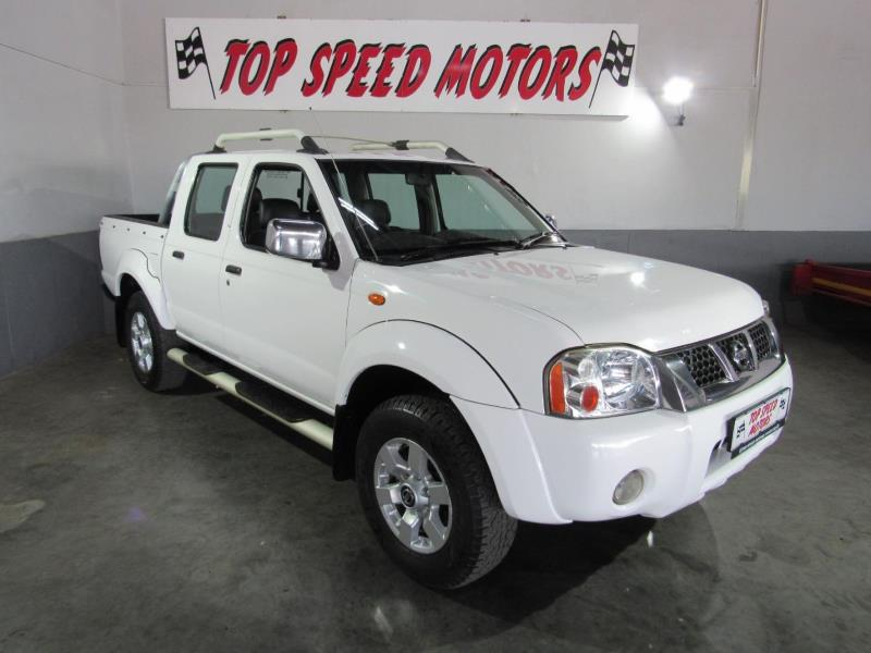 Nissan NP300 Hardbody 2.4 Double Cab Hi-rider for sale in ...