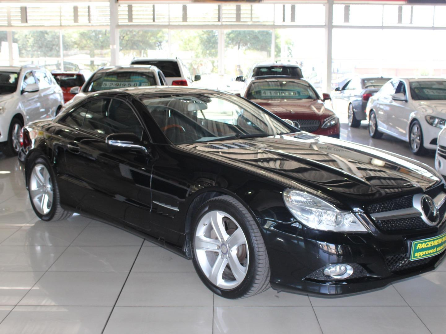 2010 Mercedes-Benz SL SL500