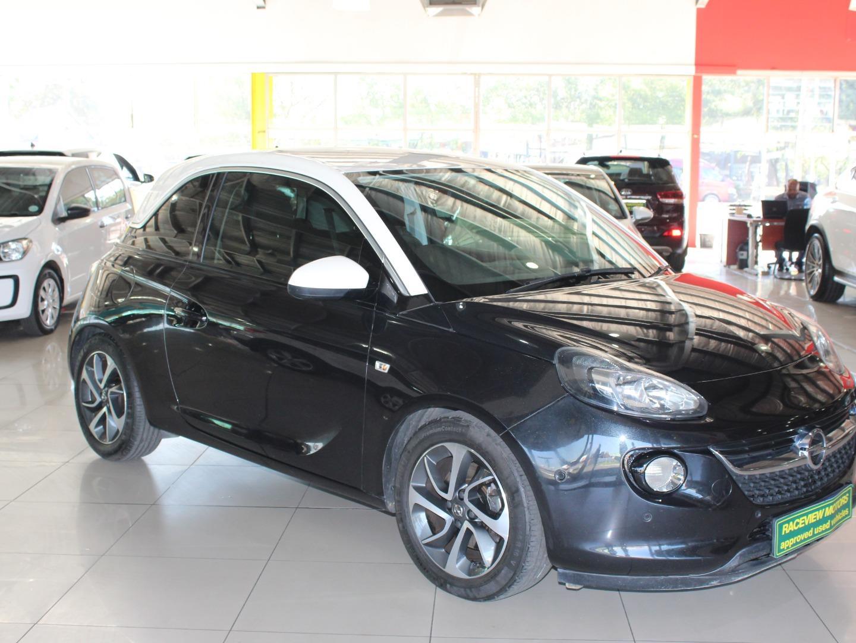 2016 Opel Adam 1.0T Jam
