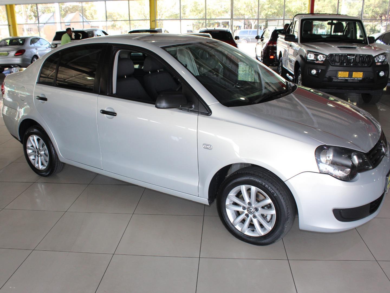 2011 Volkswagen Polo Vivo Sedan 1.4 Trendline
