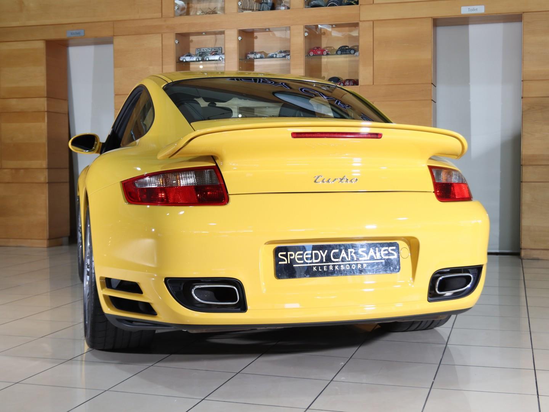 Porsche 911 (Turbo Auto) at Speedy Car Sales
