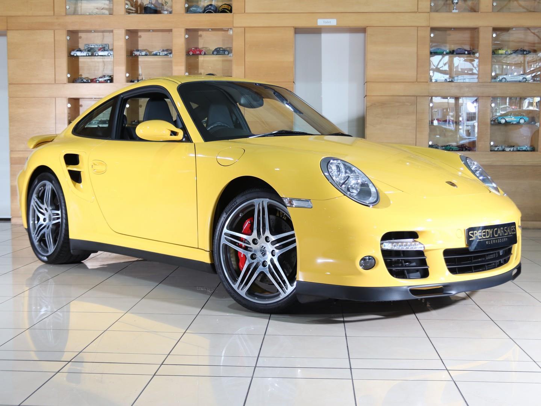 Porsche 911 (Turbo) at Speedy Car Sales