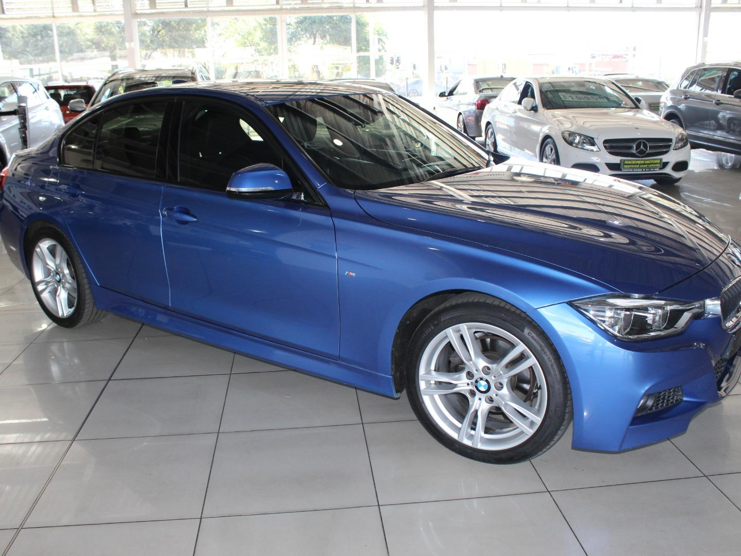 2016 BMW 3 Series 318i M Sport Auto- Picture 1
