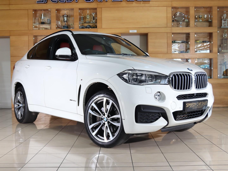 BMW X6 (xDrive40d M Sport) at Speedy Car Sales