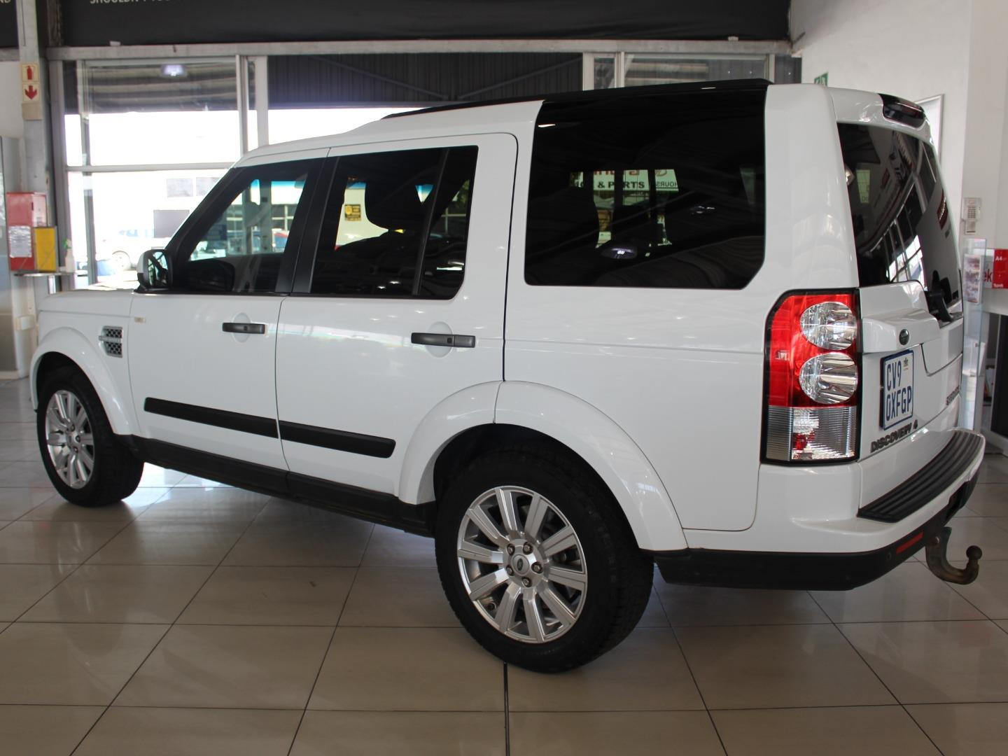 2012 Land Rover Discovery 4 SDV6 HSE- Picture 3
