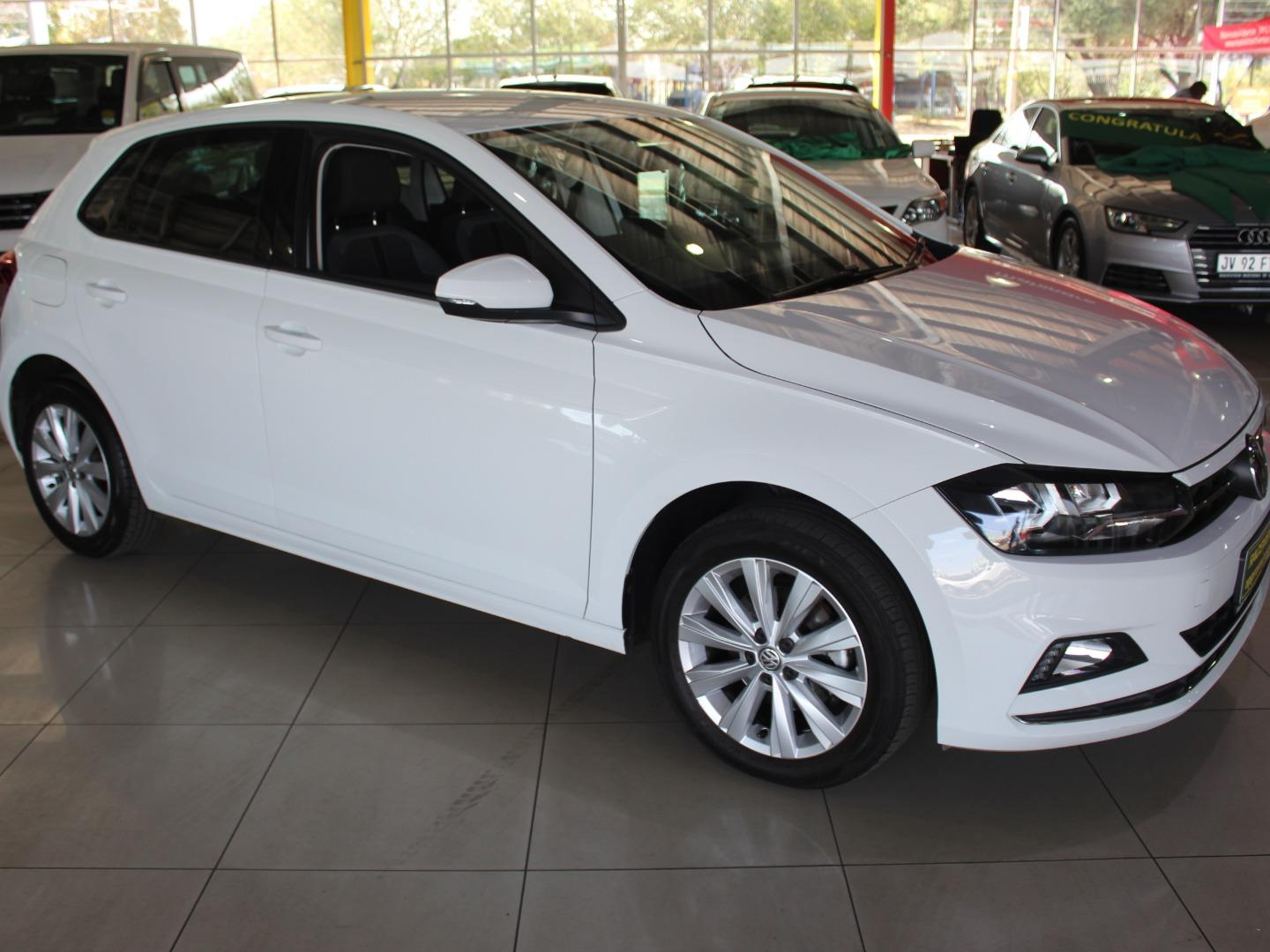 2019 Volkswagen Polo Hatch 1.0TSI Highline