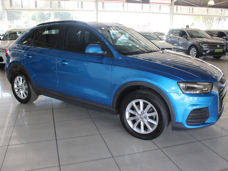 2015 Audi Q3 1.4TFSI S Auto