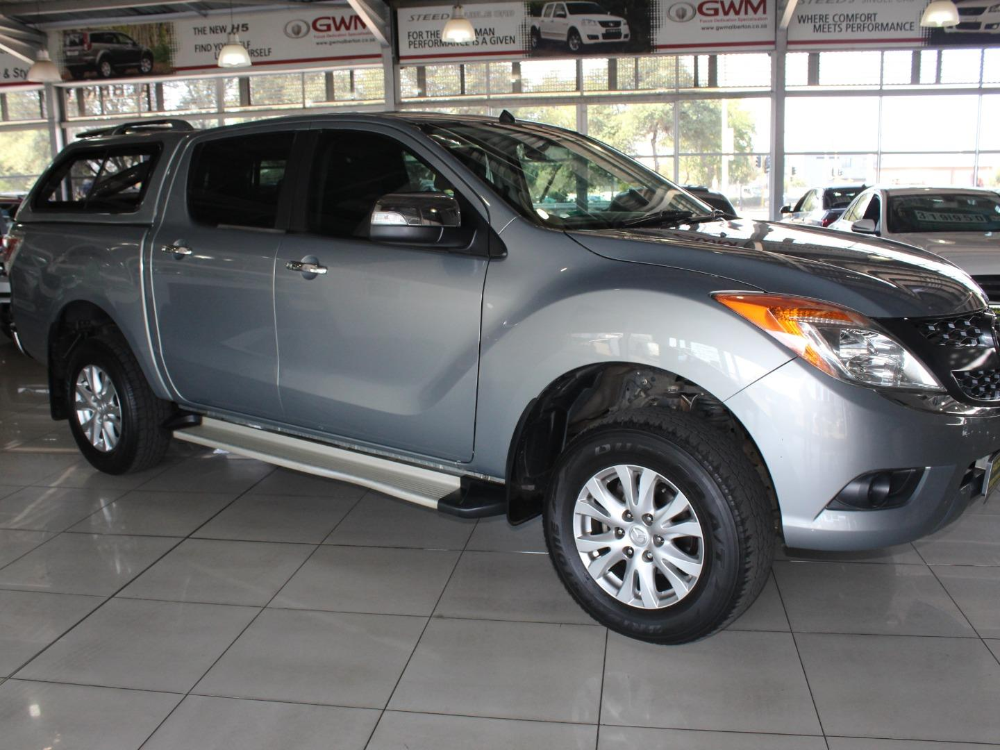 2014 Mazda BT-50 3.2 Double Cab SLE