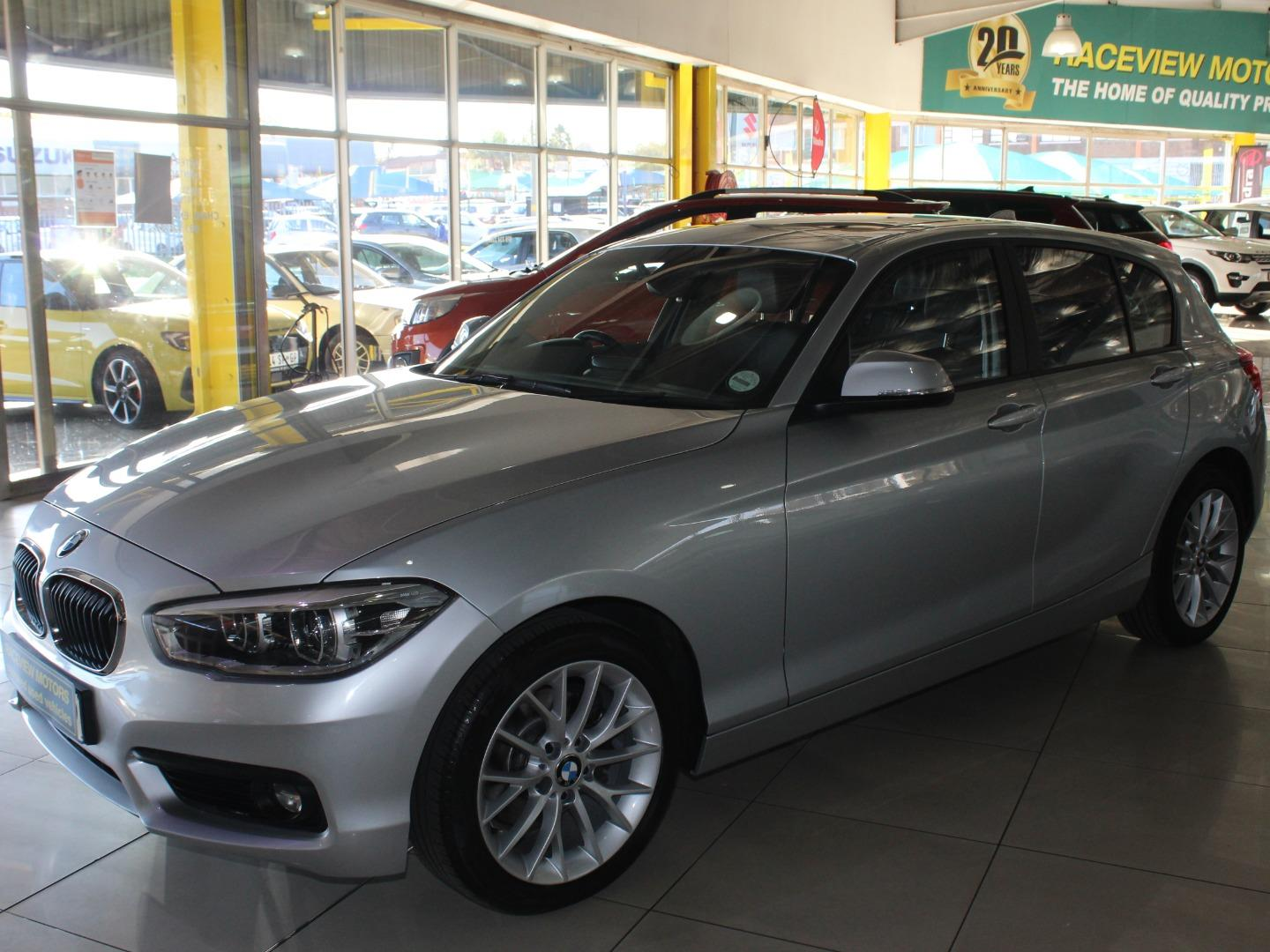 2017 BMW 1 Series 120i 5-Door Auto- Picture 2