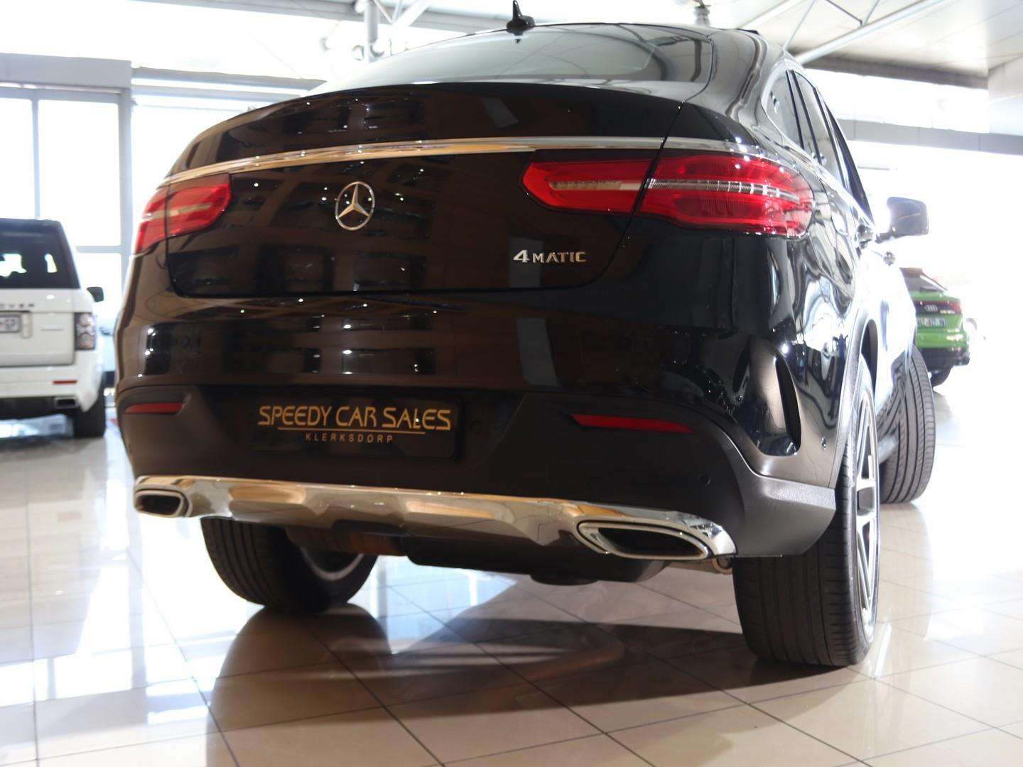 Mercedes-Benz GLE (GLE350d Coupe) at Speedy Car Sales