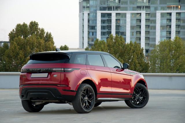Range Rover Evoque   Hangi Motor Daha Verimli ?