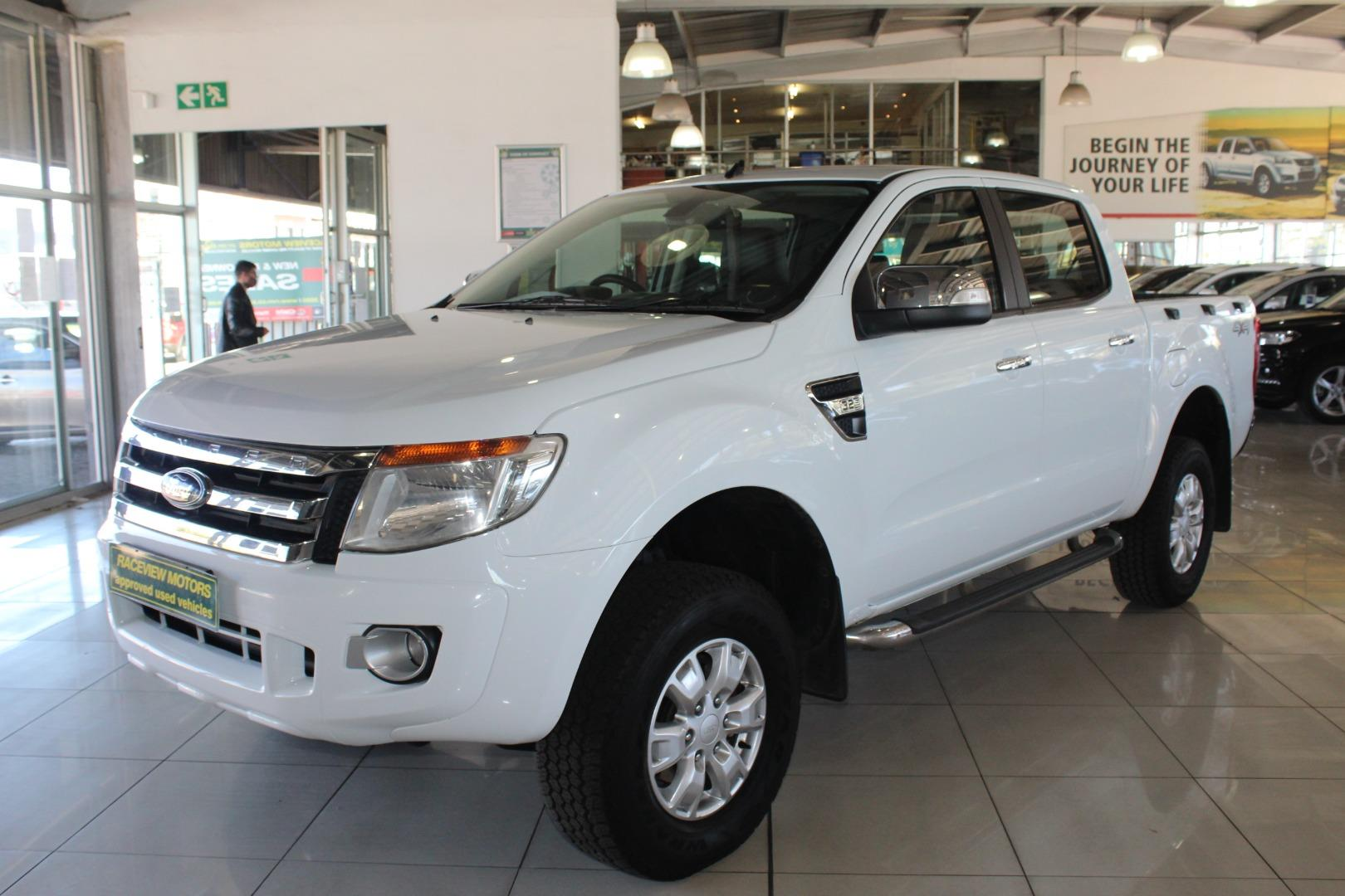 2013 Ford Ranger 3.2TDCi Double Cab 4x4 XLT- Picture 2