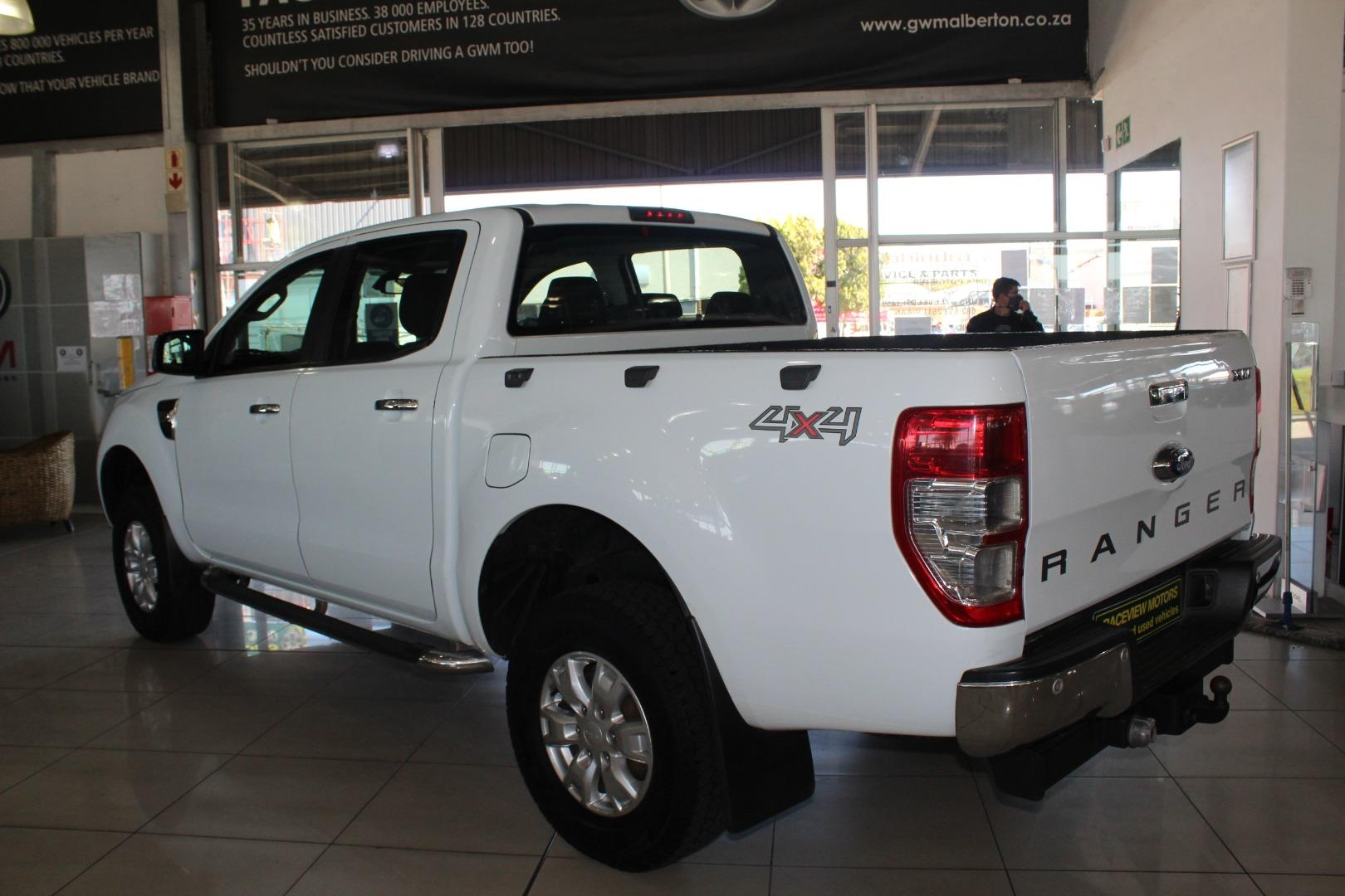 2013 Ford Ranger 3.2TDCi Double Cab 4x4 XLT- Picture 3