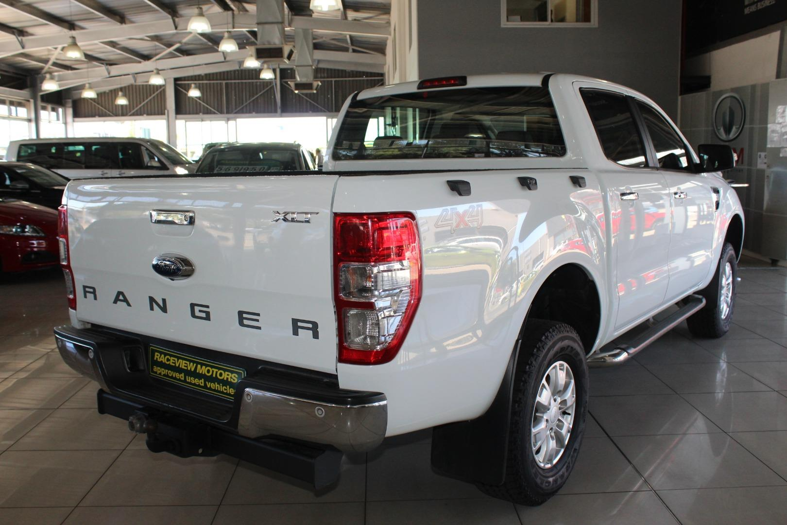 2013 Ford Ranger 3.2TDCi Double Cab 4x4 XLT- Picture 4