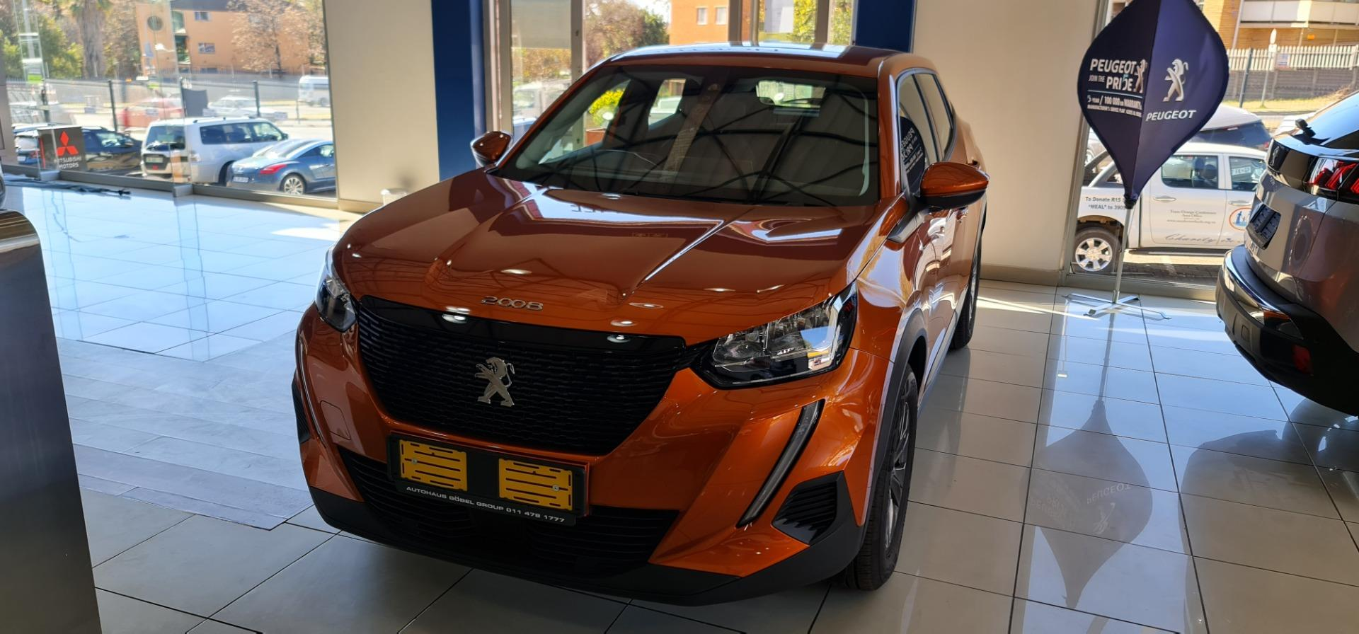 2021 Peugeot 2008 MY21.2 1.2T Active At