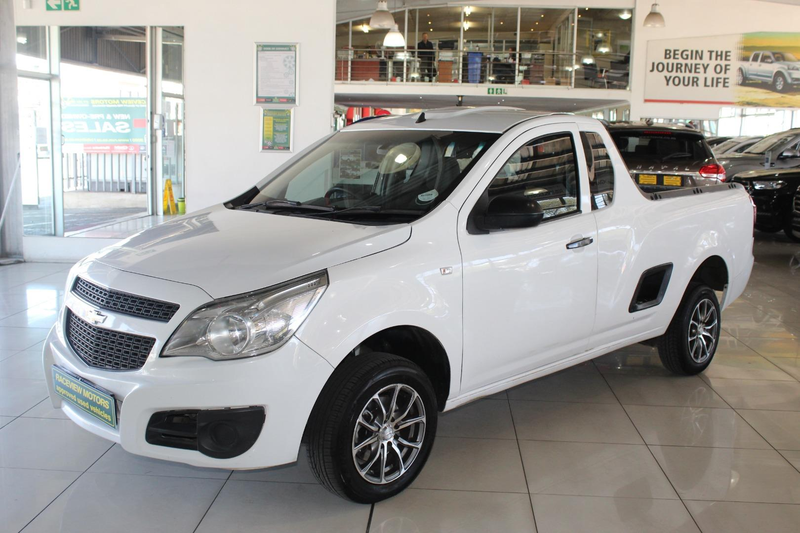 2015 Chevrolet Utility 1.4 Club- Picture 2