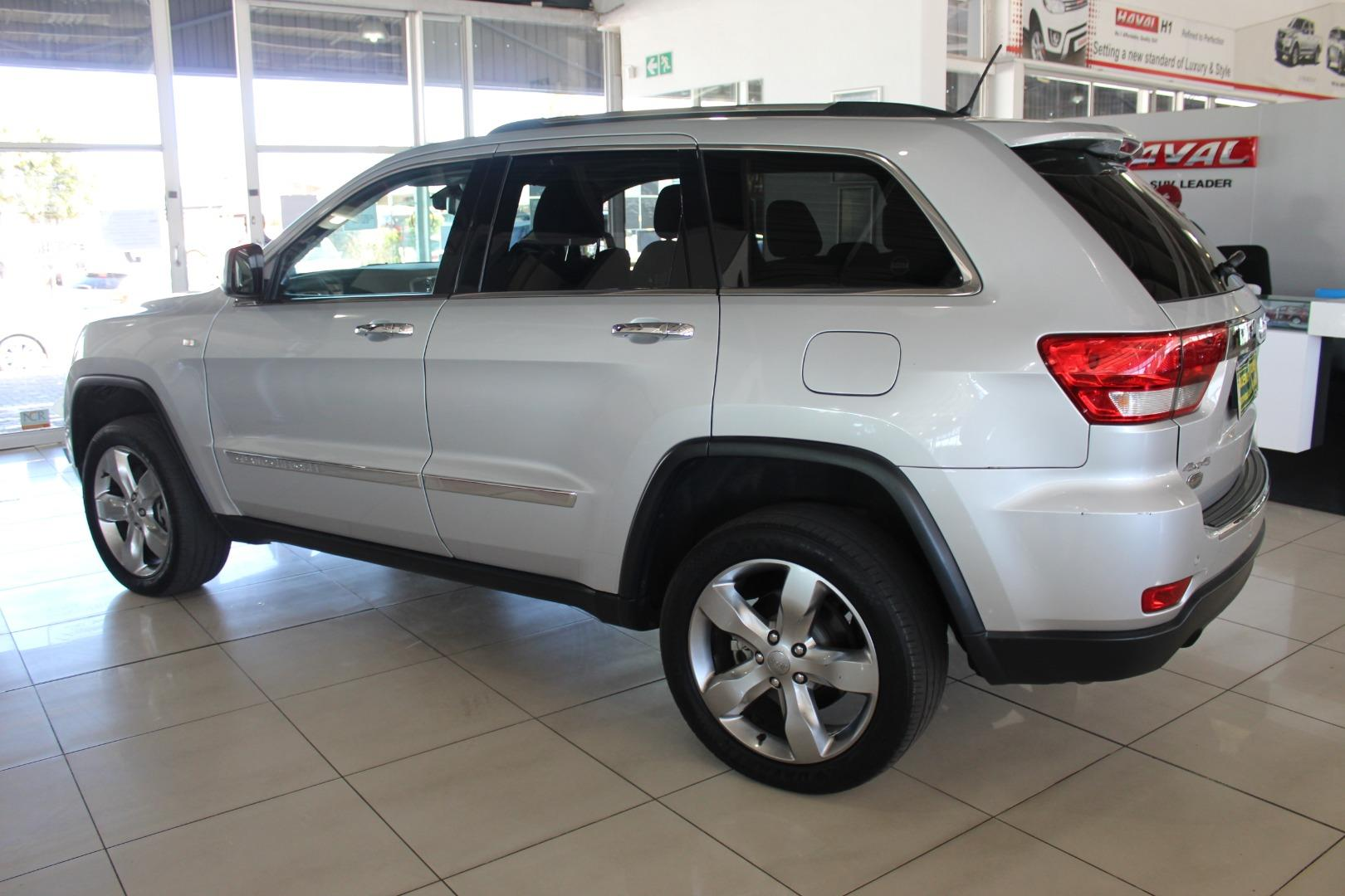 2013 Jeep Grand Cherokee 3.0CRD Overland Off-Road Adventure II- Picture 7