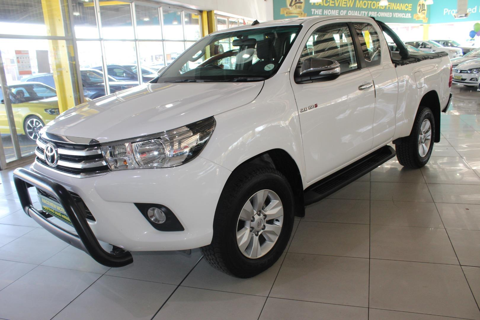 2017 Toyota Hilux 2.8GD-6 Xtra cab Raider- Picture 7