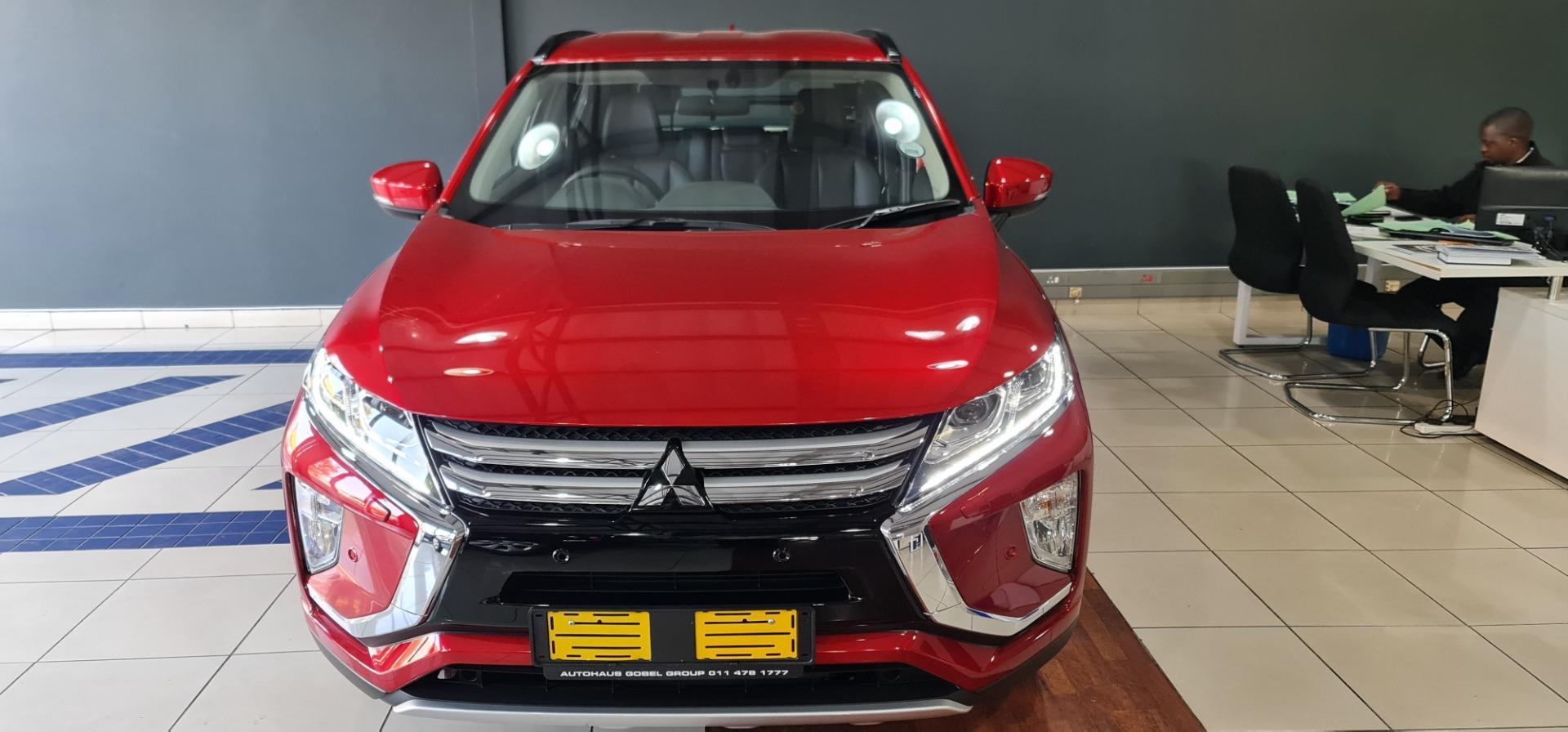 2021 Mitsubishi Eclipse Cross 2.0 Gls 4X2 Cvt