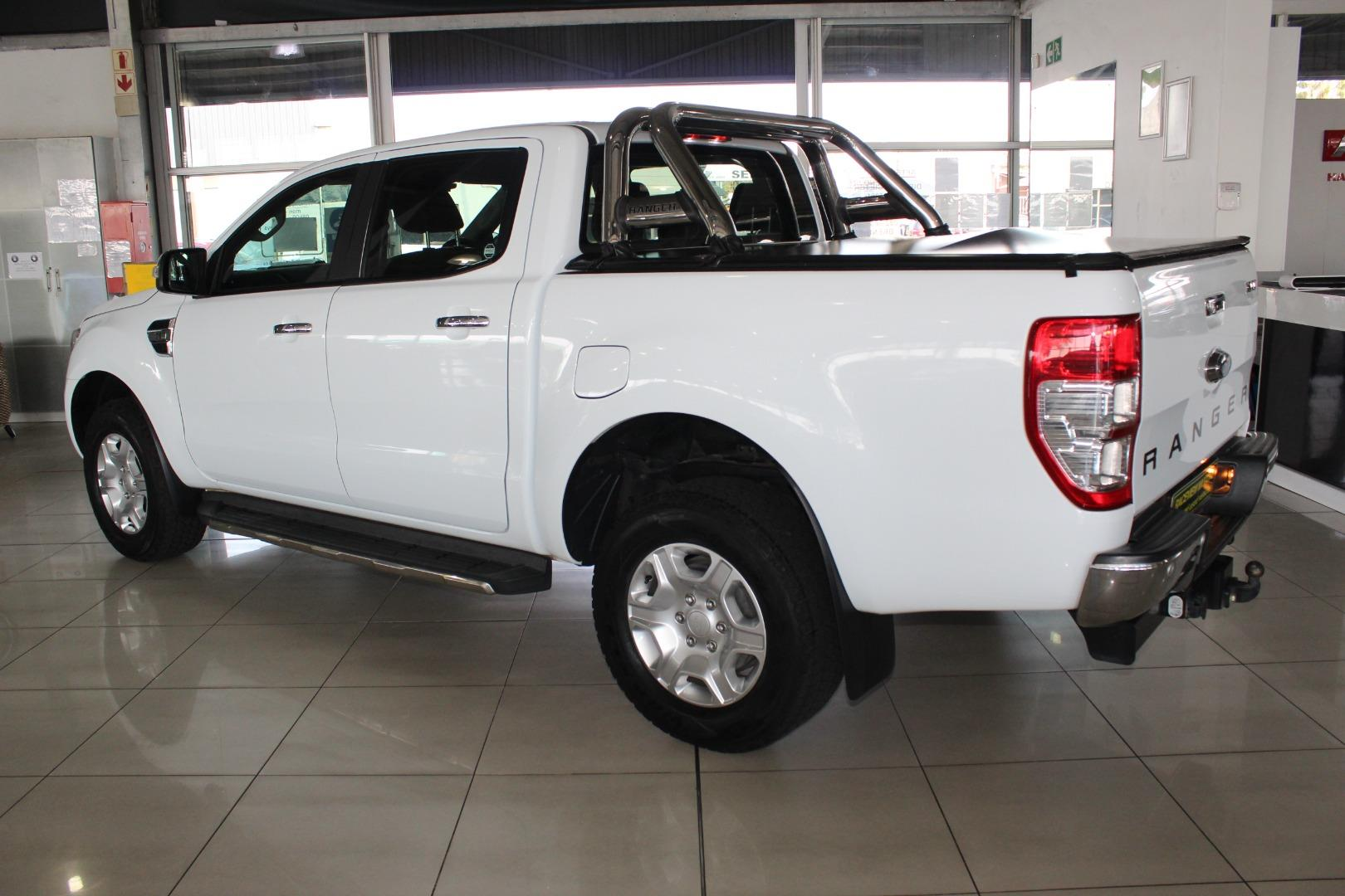2018 Ford Ranger 3.2TDCi Double Cab Hi-Rider XLT Auto- Picture 3
