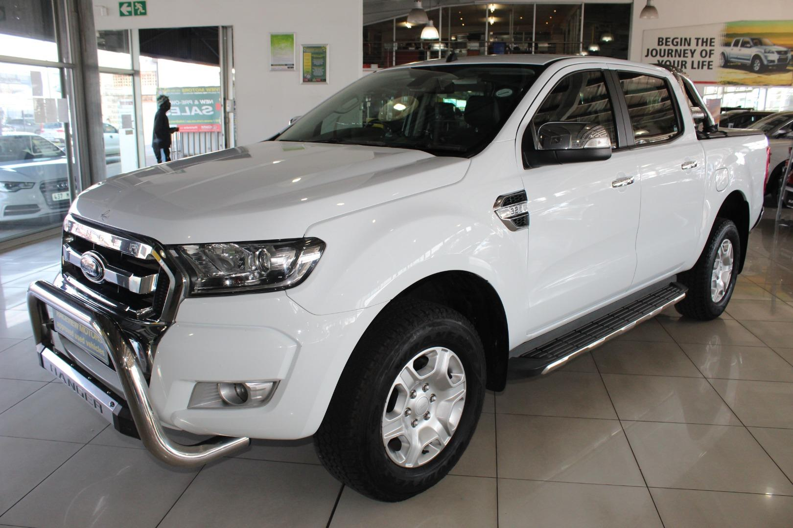 2018 Ford Ranger 3.2TDCi Double Cab Hi-Rider XLT Auto- Picture 8