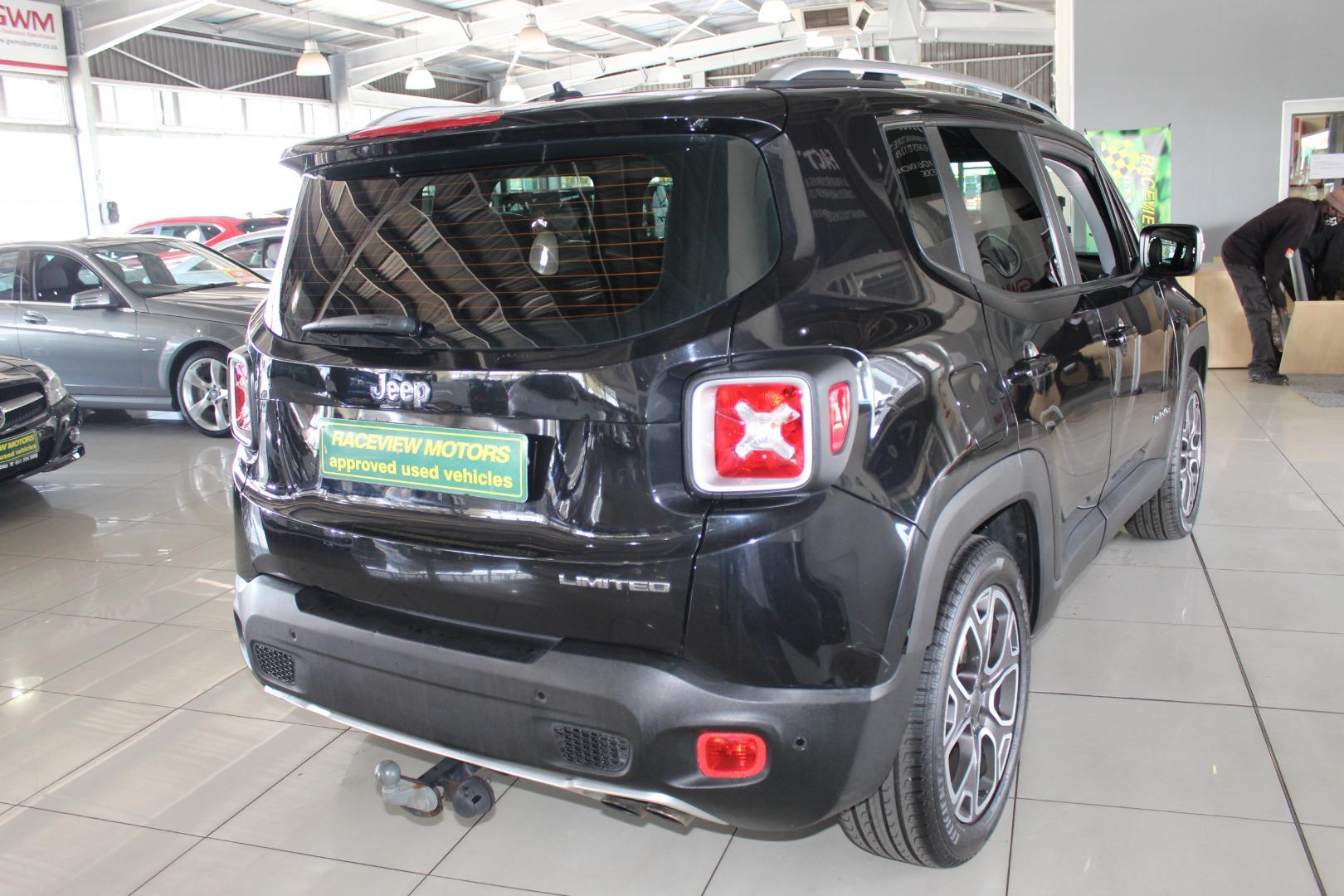 2015 Jeep Renegade 1.4L T Limited- Picture 4