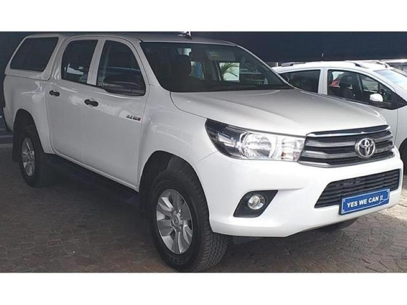 Toyota Hilux 2 4GD-6 Double Cab 4x4 SRX Auto for sale in