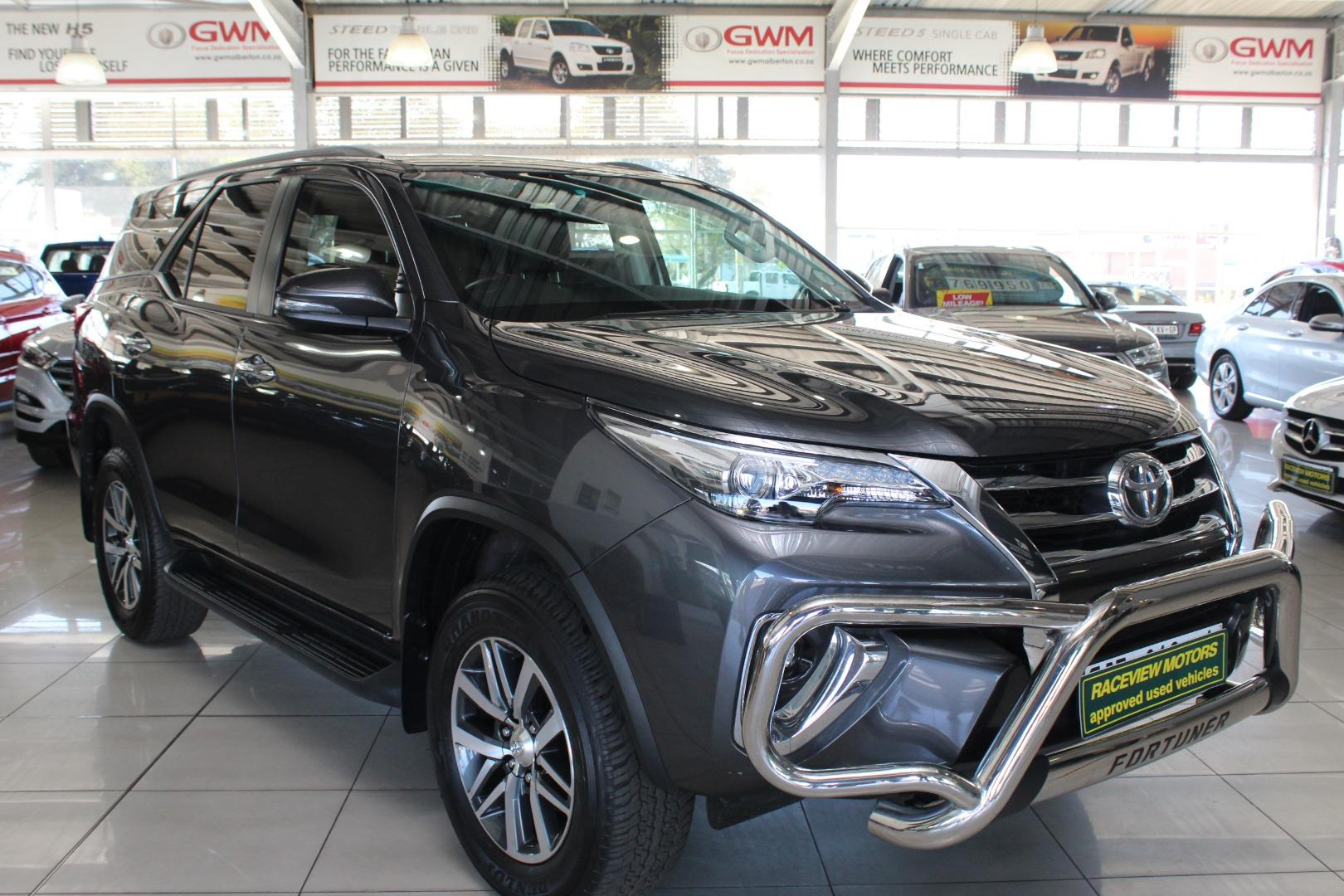 2019 Toyota Fortuner 2.8GD-6 4x4 Auto