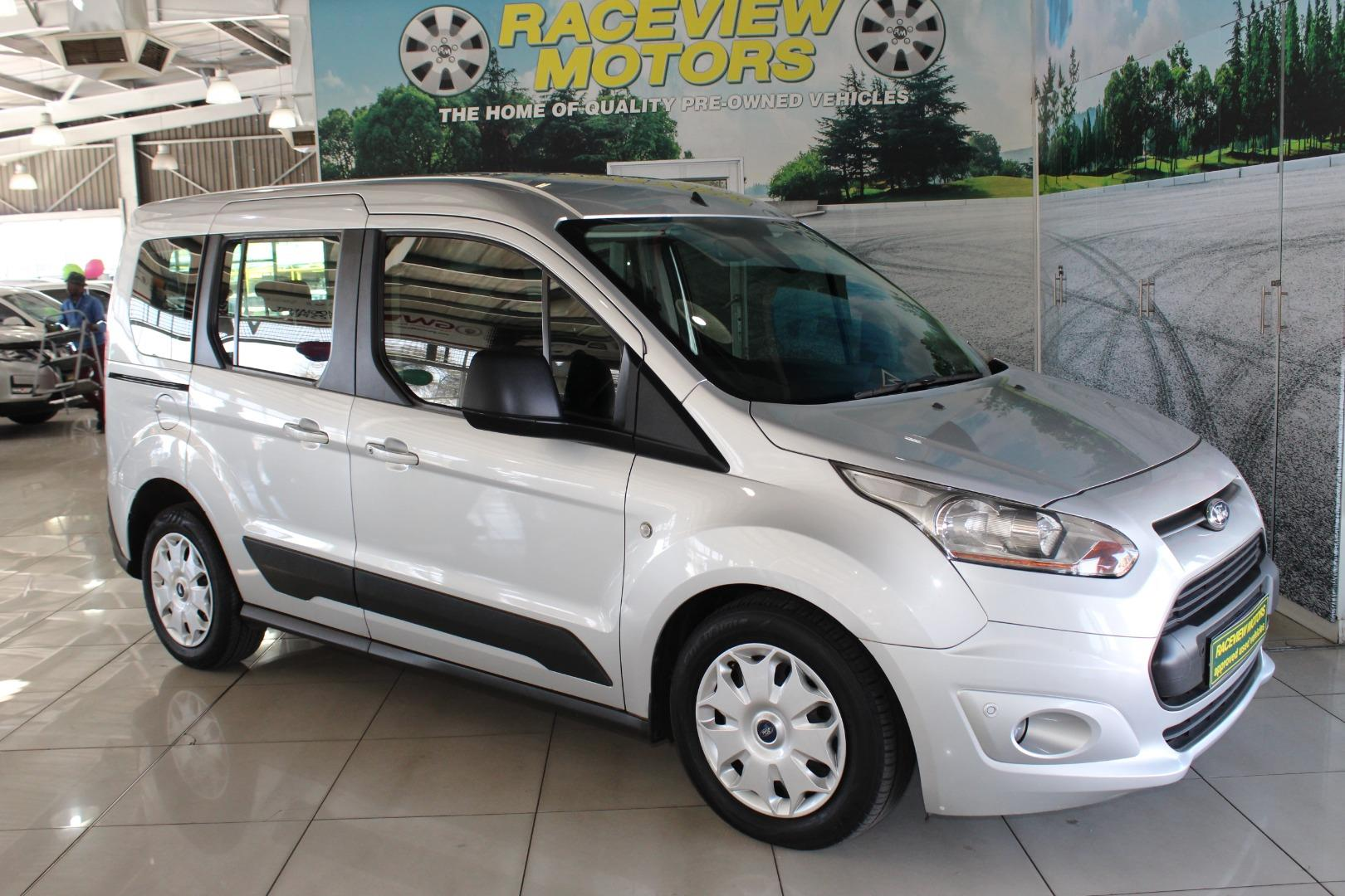 Ford Tourneo Connect - 2016 - 1.0T Trend