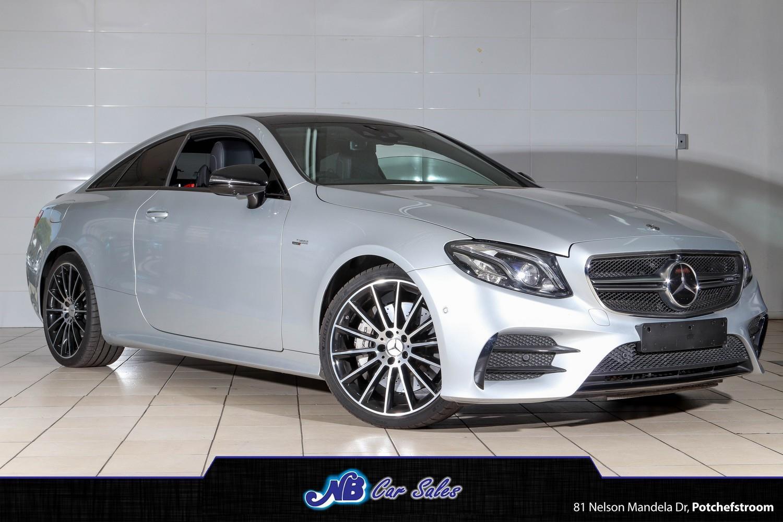 2019 Mercedes-AMG E-Class