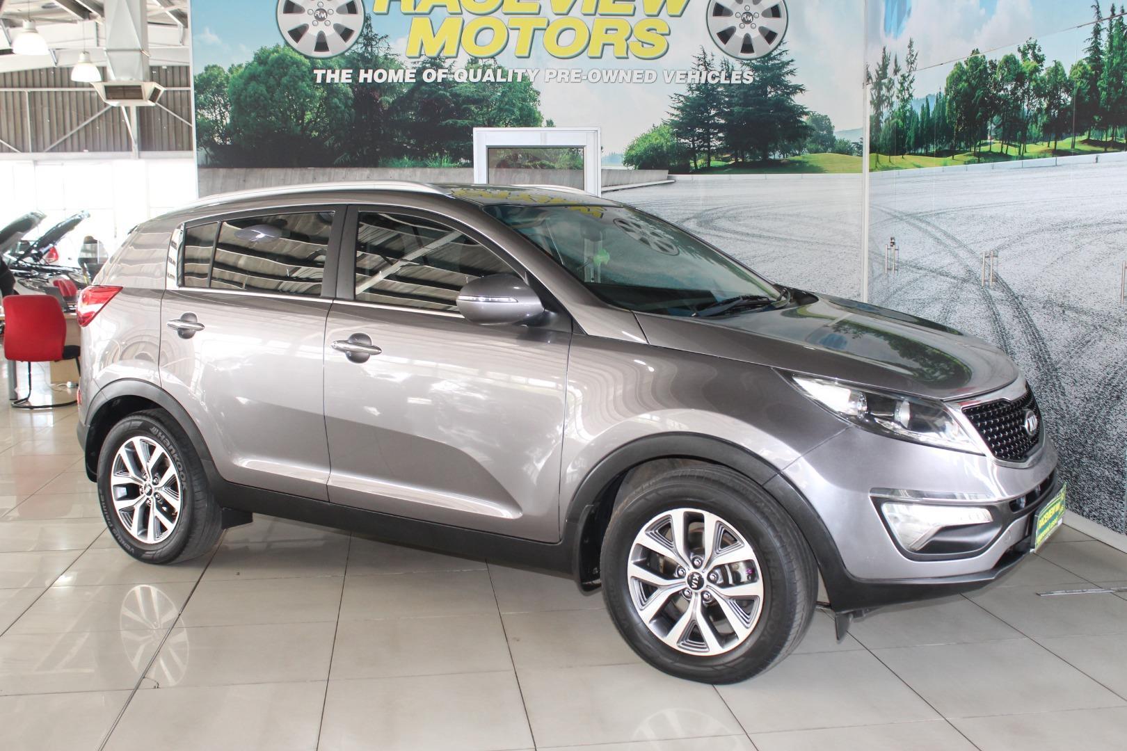 Kia Sportage - 2014 - 2.0 Auto