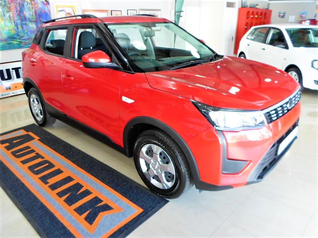 2019 Mahindra XUV300