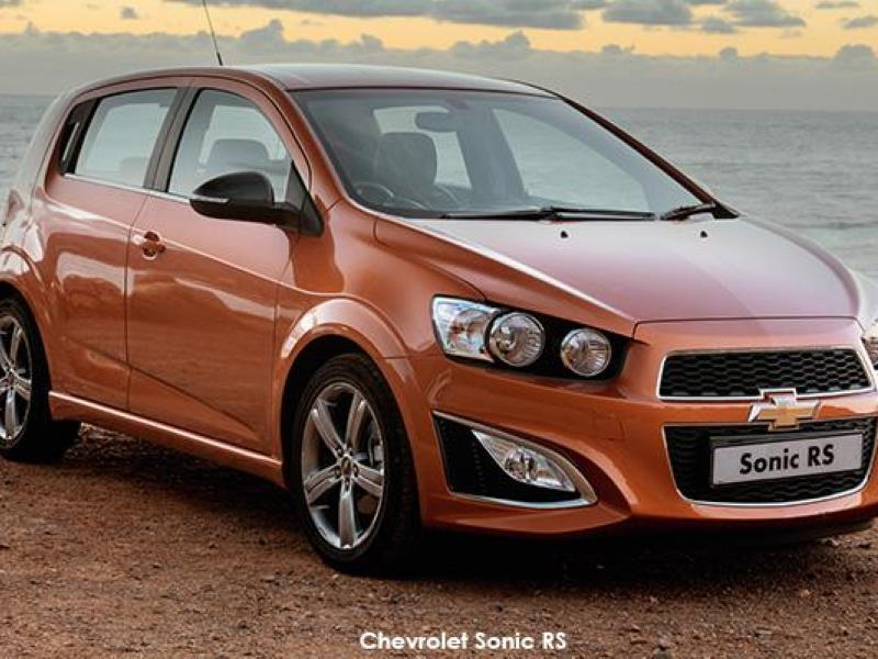 Chevrolet Sonic Rs Expert Chevrolet Sonic Car Reviews Autotrader