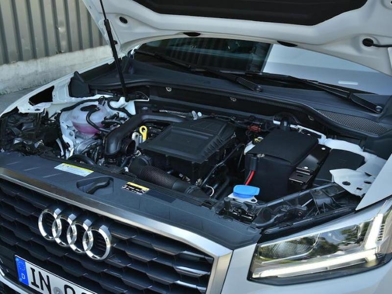 How to replace the car battery on a Audi Q2 - Motoring news