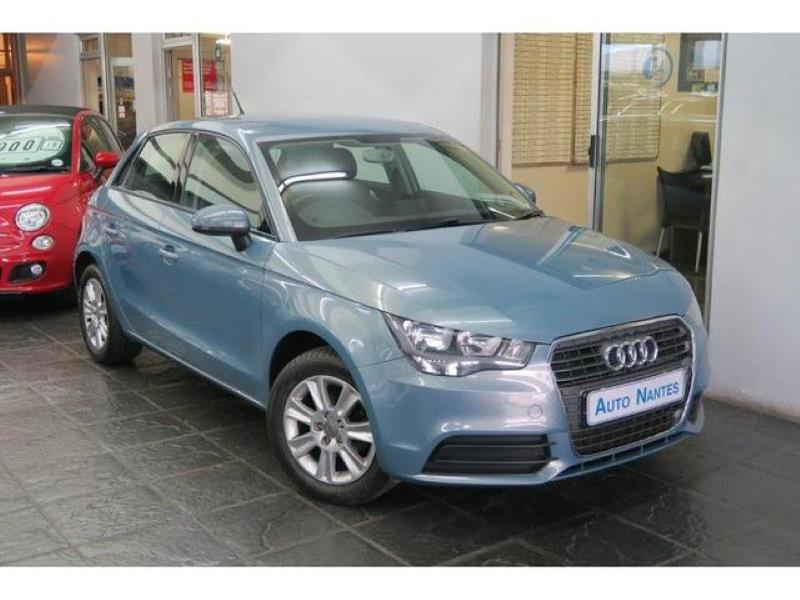 Audi A1 Sportback 1 2t Attraction For Sale In Paarl Id 25007987