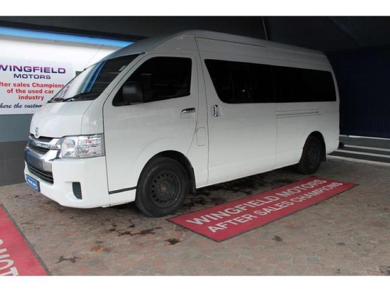 Toyota Quantum 2 5D-4D GL 14-Seater Bus for sale in Kuils River - ID