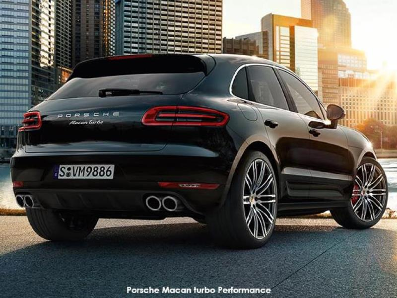 Porsche Macan Turbo >> Porsche Macan Turbo Performance Package Tops Model Line For