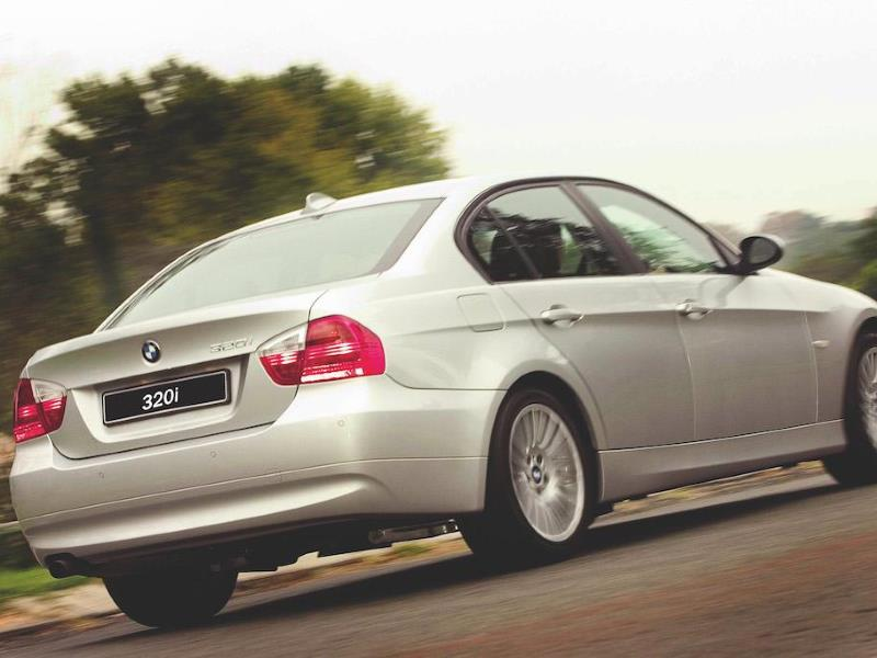 Best value for money – BMW 3 Series E90 (2005 - 2012