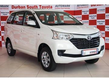 Toyota Avanza 1 5 SX for sale in Durban - ID: 25117575 - AutoTrader