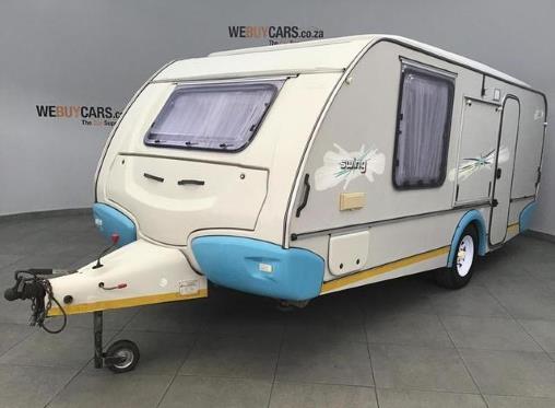 Jurgens CARAVAN SPRITE SWING caravans for sale in