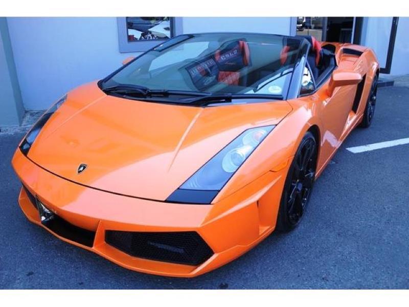 Lamborghini Gallardo Lp560 4 Spyder For Sale In Ballito Id